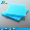 Protection UV de qualité supérieure à bas prix au lexan 15 mm feuille de polycarbonate murale