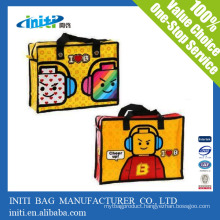 Quality Eco Laminated pp woven bag/recycled pp non woven shopping bag
