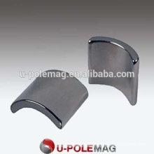 High Performance Sintered Customized Arc Magnet