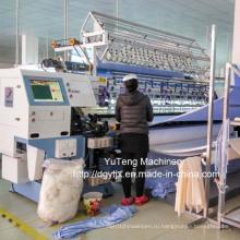 Промышленная стегальная швейная машина для утешителя Ygb128-2-3