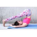 China Lieferant Sexy Hohe Elastizität Yoga Hosen Frauen 2016 Sublimiert