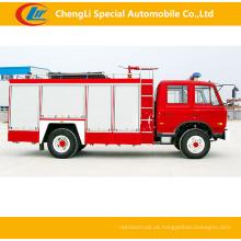 Caminhão do motor de fogo do tanque de água 3000L