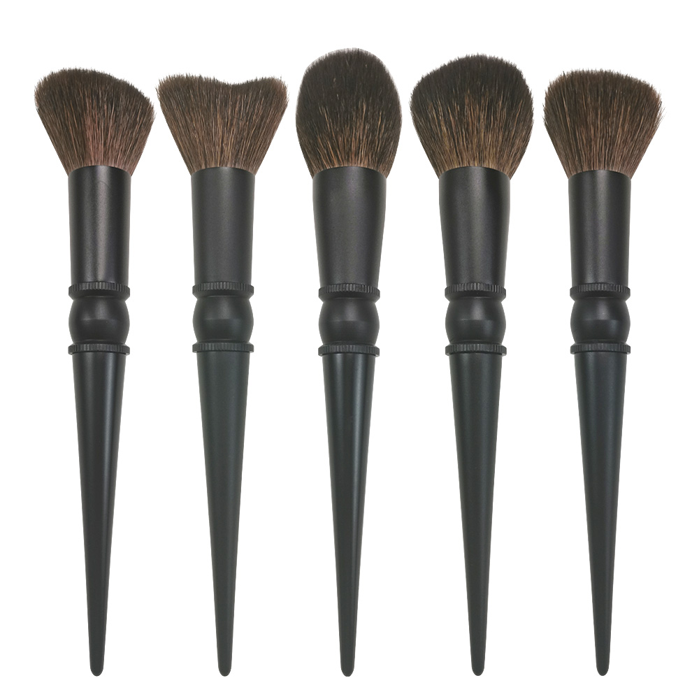 Merrynice 5 Piece Makeup Brush Set