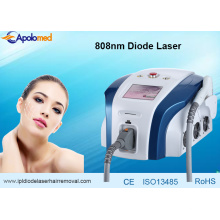 Diodo láser 808nm / 808 diodo láser portátil de gran potencia / Diodo láser 808