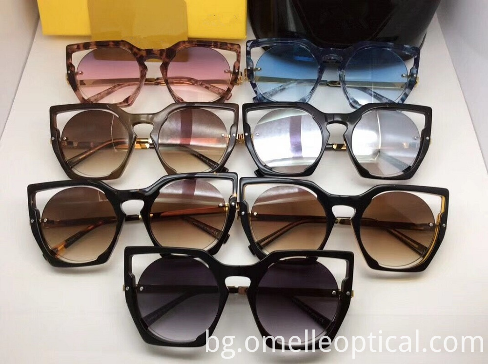 Fashion Eyewear Lenses