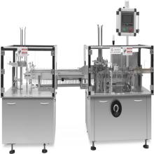 Автоматическая картонажная машина для сливок