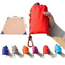 Cheap Light Weight Comfortable Mini Beach Blanket