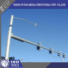 Steel Poles for CCTV Monitoring