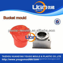 TUV assesment mould factory/new design 5 liter paint bucket mould in China