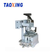 Impresora de almohadilla de tinta manual
