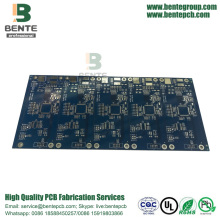 Fast Delivery TG135 Quickturn PCB No MOQ