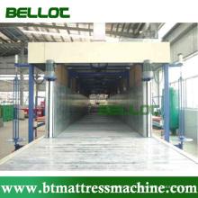 Vollautomatische horizontale Schaum Maschine