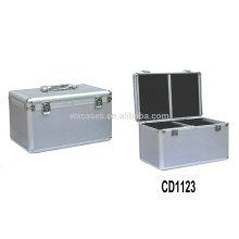 hot sell 300 CD disks aluminum CD case manufacturer