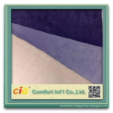 Latest design wholesale three layer fabric for shoes