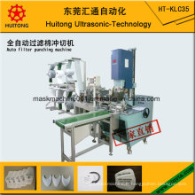 Filtre automatique faisant la machine avec l'impression