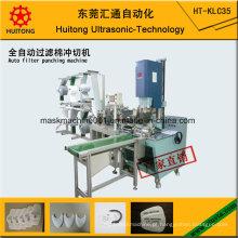Auto filtro que faz a máquina com impressão