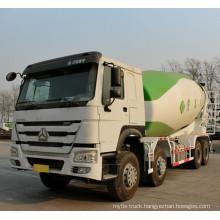 Sinotruk HOWO 8X4 16 Cubic Meters Concrete Mixer Truck