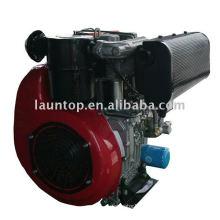 two-cylinder diesel engine