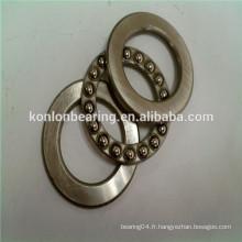 51101 51201 chrome acier acier inoxydable monocouche à billes