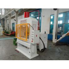 Máquina hidráulica CNC tipo pórtico para prensagem e instalação de 160 toneladas