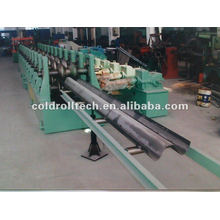 Máquina de prensagem guardrail da estrada