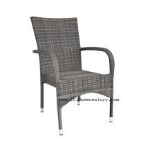 Открытый стул/ротанга Стул/сад стул (stakable) 8002