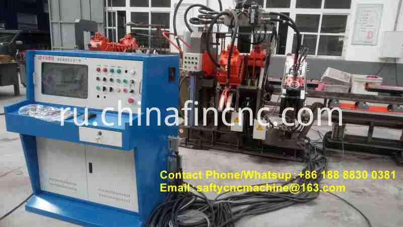 Angle Iron Shear Machine