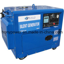 Air Cooled Diesel Silent Generator 2-10kw Best Price!