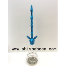 Colorful Fashion Style Aluminium Shisha Nargile Smoking Pipe Hookah