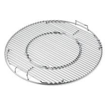 Filet de gril de barbecue de support de barbecue portatif antiadhésif
