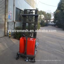 Design professionnel Utiliser largement l'empileur hydraulique de la feuille de prix d'usine