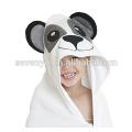 Serviette de bain à capuchon pour chien de luxe | 100% coton / bambou extra doux et absorbant | Grande taille pour les nourrissons, les tout-petits, les nouveau-nés et