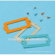 Bunte Mini Foto Rahmenmaterialien Reize/scrapbooking