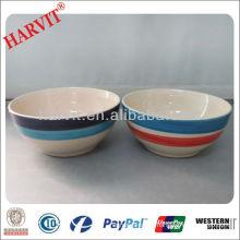 ceramic stoneware rice bowl