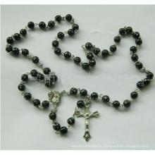 Религиозное акриловое ожерелье из бисера из бисера (THR-AR009)