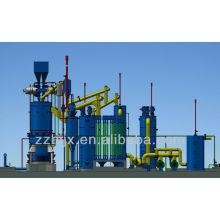 ISO, CE approuvé un gazogène à faible biomasse de vente chaude de la Chine fabricant