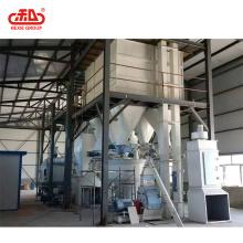 Ligne de production de machine de moulin à granulés d'alimentation pour animaux de compagnie