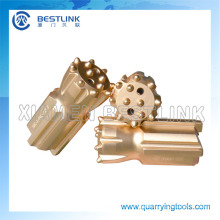 Thread Button Bits for Drill Hard Holes