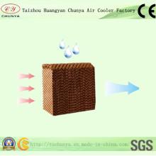 Cojín de enfriamiento de protección ambiental (CY- wet curtain)