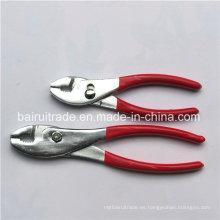 Alicates para juntas de deslizamiento baratos de 8 pulgadas China con manija de PVC