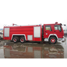 China Fire Truck Cheap Price Water Foam Fire Fighting Truck