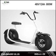 Citycoco Scrooser Estilo Big Wheel E Cidade Scooter, Motocicleta Elétrica para Adulto Motocicleta Elétrica Hot