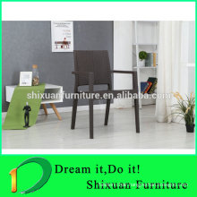 stackable popular style plastic outdoor chair
