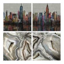 Wand-Dekor 100% handgemalte Öl Leinwand Malerei