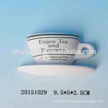 Mini Cup Design Keramik Kühlschrank Magnete