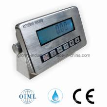 Indicateur de pesée numérique étanche homologué OIML