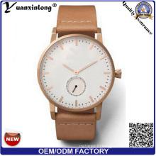 Yxl-286 горячие продажи фабрики OEM Япония movt часы оптом 2 стороны сетки стали ремешок мужчины часы мода роскошных мужские часы