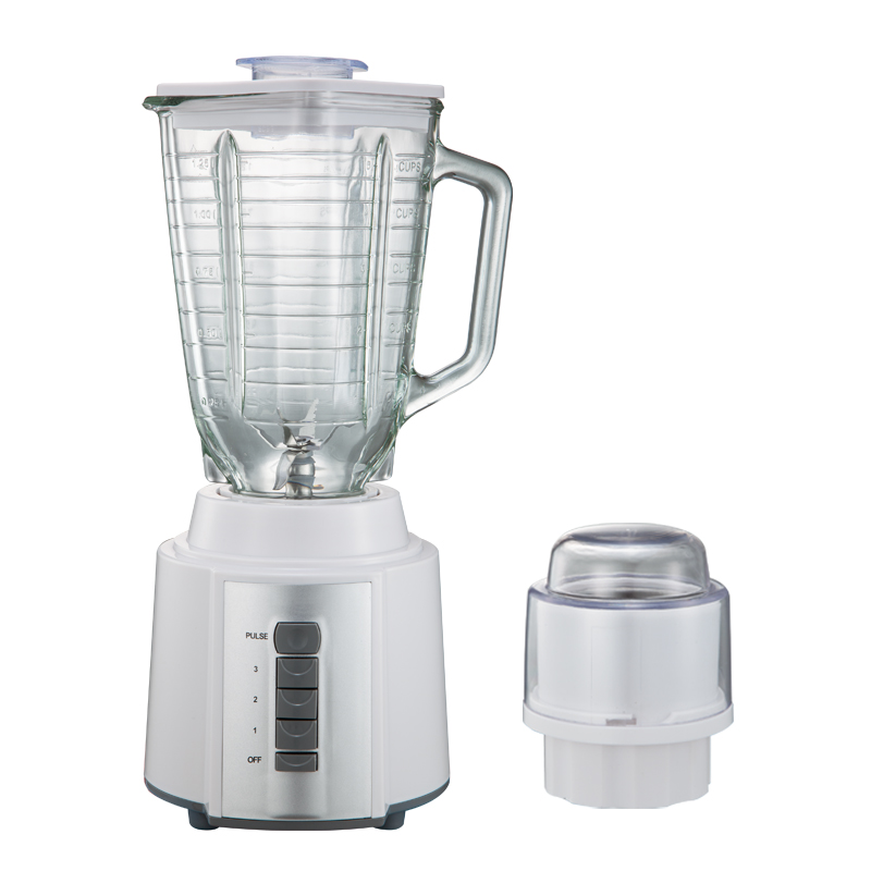 1 5l Food Blender With Glass Jar Kitchen Appliance