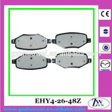 Ensemble de plaques de frein Mazda CX7, plaquette de frein à disque pour Mazda CX-7 / CX-9 EHY4-26-48Z