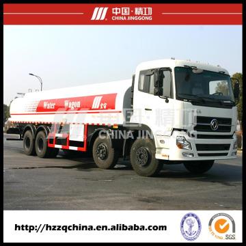 O fabricante chinês oferece o caminhão de tanque do óleo, caminhão de depósito de gasolina (HZZ5313GJY) com venda de alta qualidade bem pelo mundo inteiro